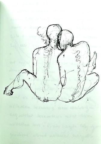 hug - mollusques