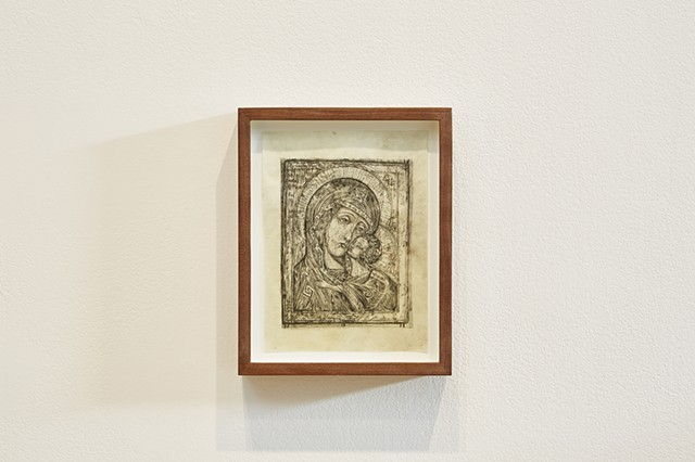Untitled (Icon at Prospect Cottage)