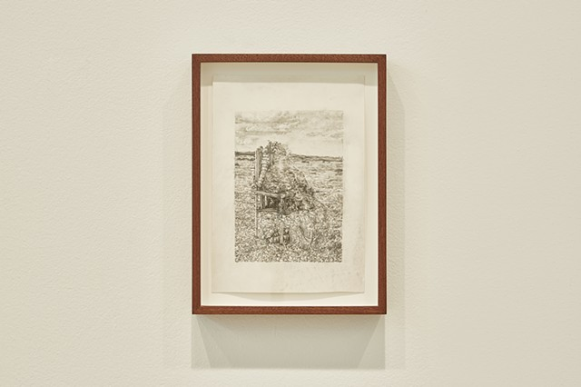 Untitled (Derek Jarman at Prospect Cottage)