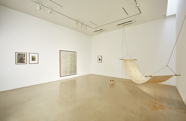 Installation view at One and J. Gallery, Seoul