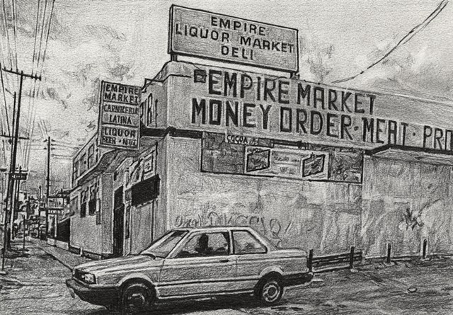 Untitled (Empire Liquor, 1991)