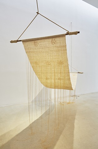 Untitled (Hammock)_detail
