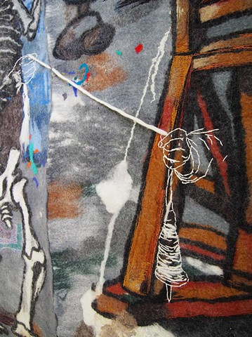 Sustainability Lost - detail