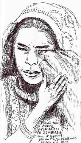 Sketch-India