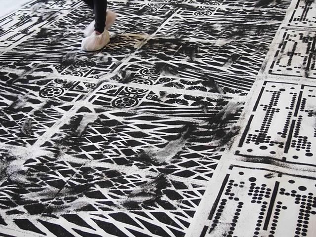Dirt Carpet #7 (Manchester)
