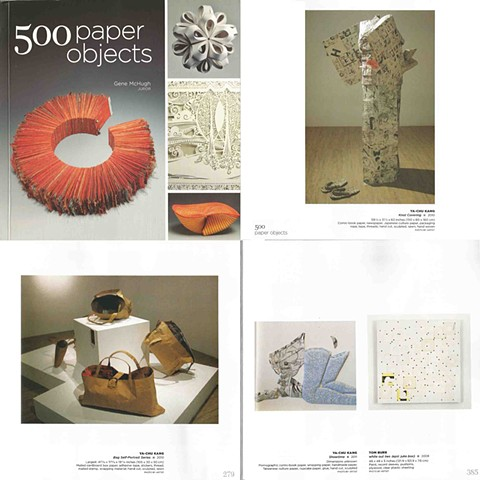 500 Paper Object