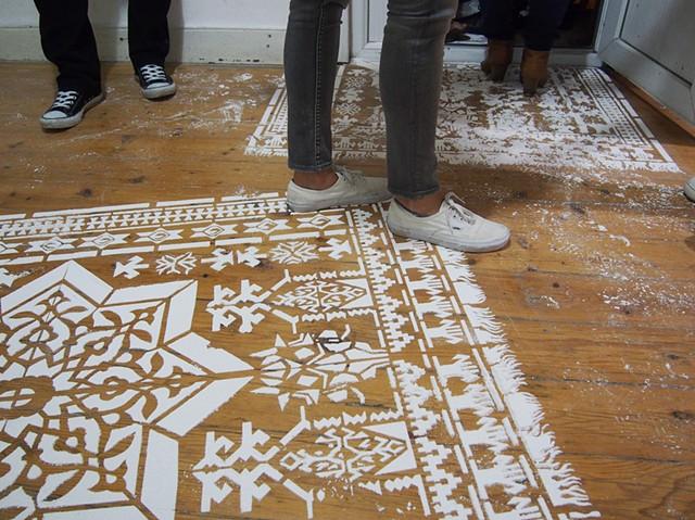 Dirt Carpet #2  (Istanbul)