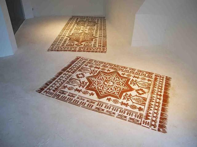 Dirt Carpet #3 (Taichung & Istanbul)
