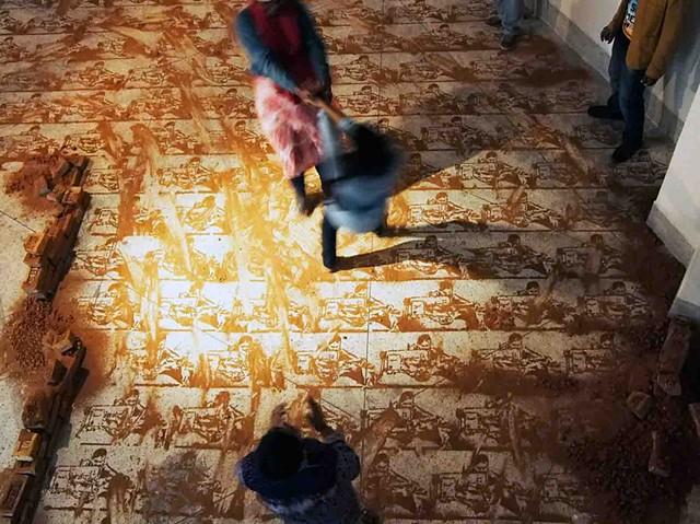 Dirt Carpet #4- Massive Manufacturing (Bangladesh)
