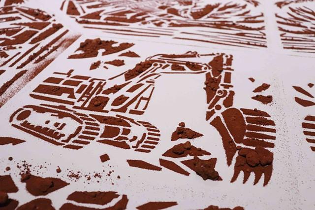 Dirt Carpe # 9 - Taitung