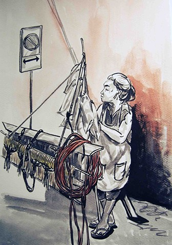 Sketch-Thailand