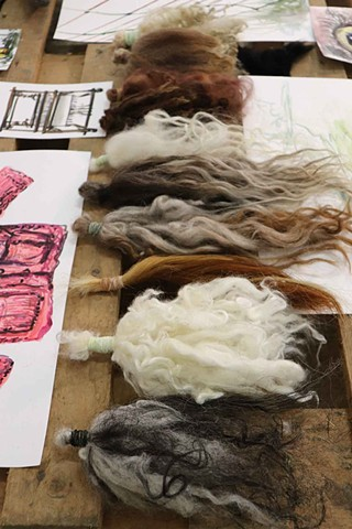 Wool Research Project_Søndre Green Farm