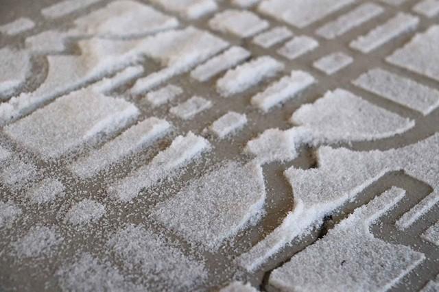 Dirt Carpet#11