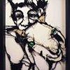 Paper Yarn Drawing No.2