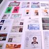 Identity Card Table