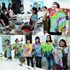 Tie-dye T-shirt Workshop