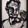 Paper Yarn Drawing No.1