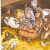 Lion and Lamb Nativity