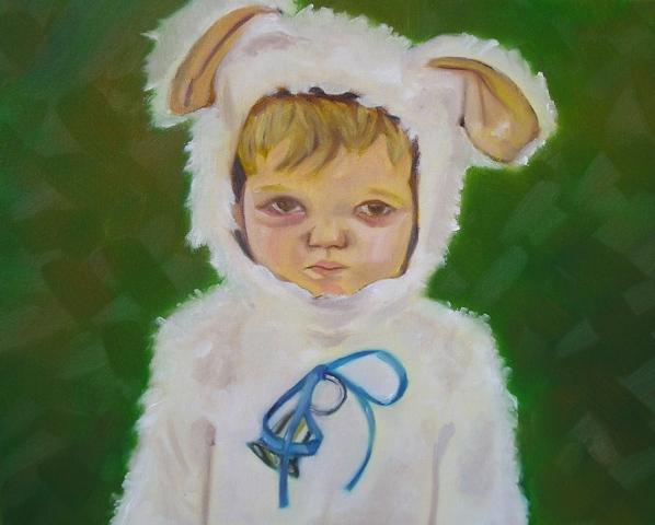 Sad Lamb