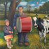 There Were Cows and a Drummer and a Child
