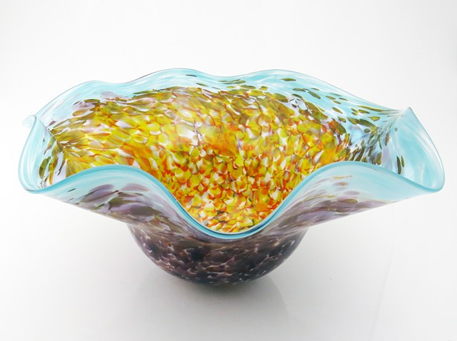 Purple Belly Bowl