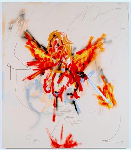 Red Archangel