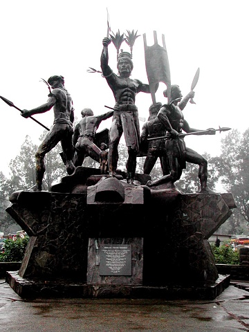 Cordillera Freedom Monument
