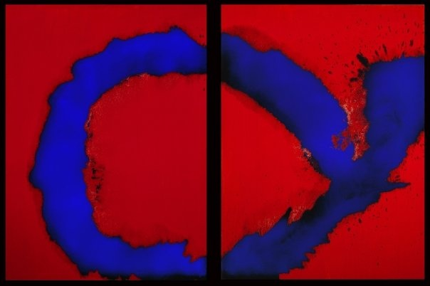 Untitled(diptych)