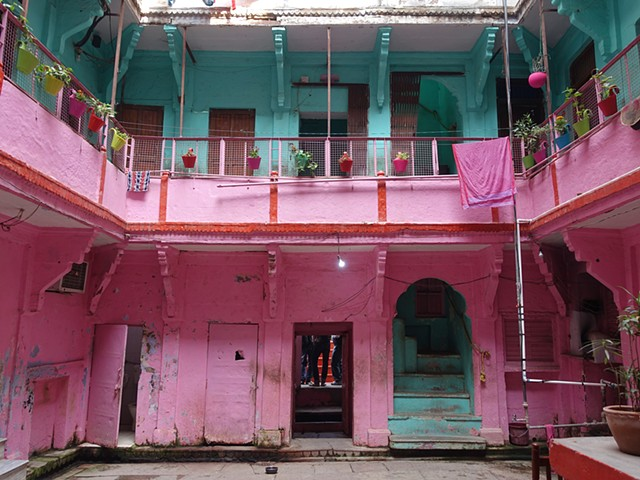 Complementary-House of Silk, Varanasi, 2020