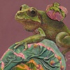 Like A Frog (detail)