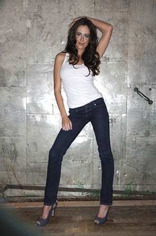 Rachel model from Wilhelmina I and I Agency