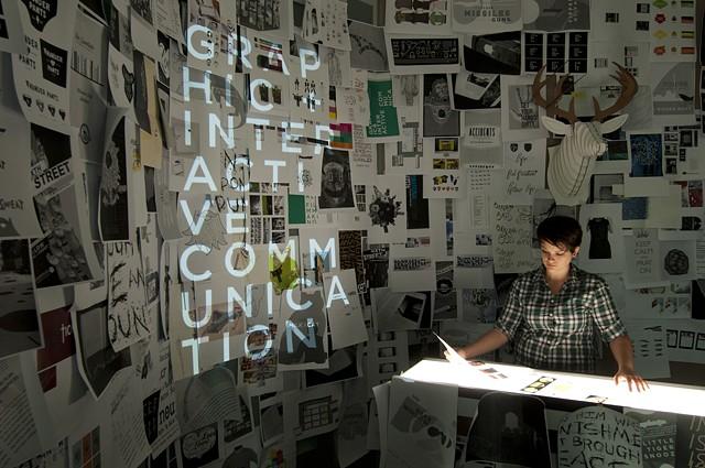 Graphic Design Student RCAD