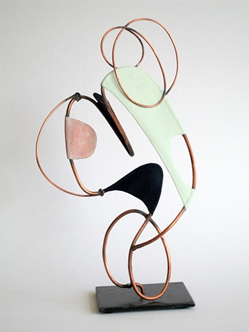 Sculptures that connect with the Surrealist philosophy of Automatism