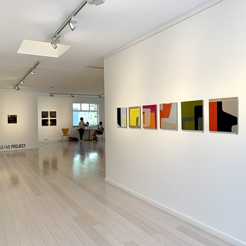 40/40 Project  Wagner Contemporary, Sydney Installation View