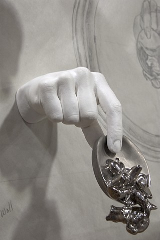 Holding A Snapshot, detail