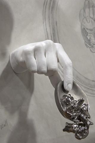 Holding A Snapshot, detail