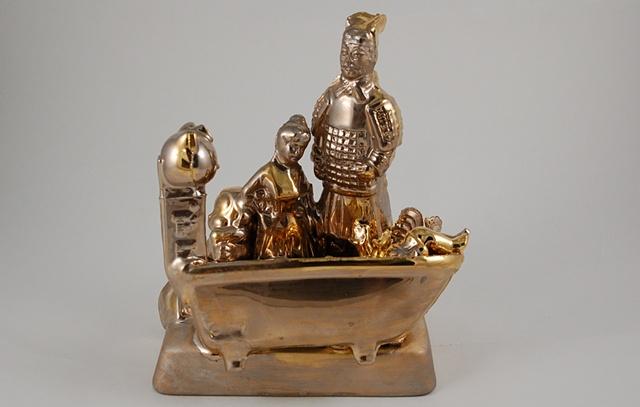 Golden Crèche