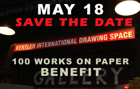 KENTLER INTERNATIONAL DRAWING SPACE