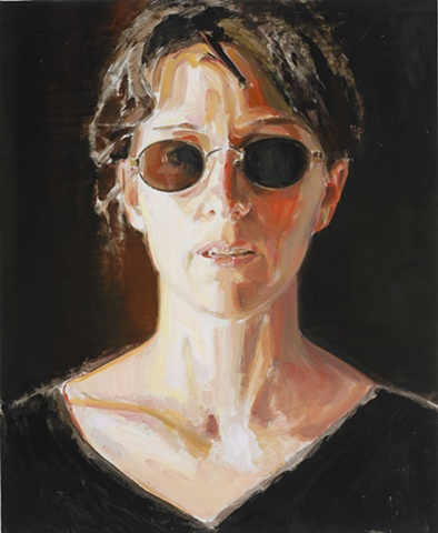 Self Portrait With Shades