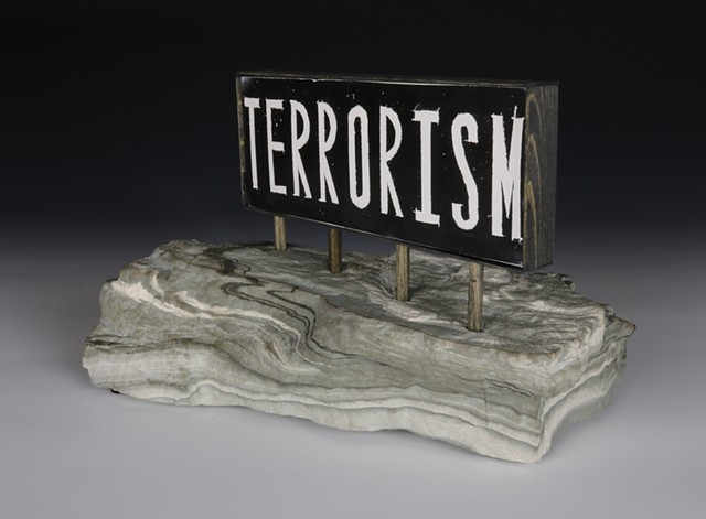High Plains Postulations - White American Terrorism (alternate view)