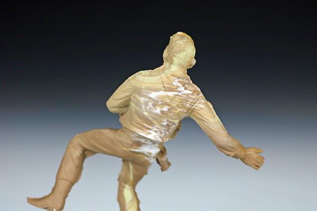 Sedimentary Figure No. 1 (detail)