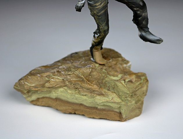 Sedimentary Figure No. 2 (detail)