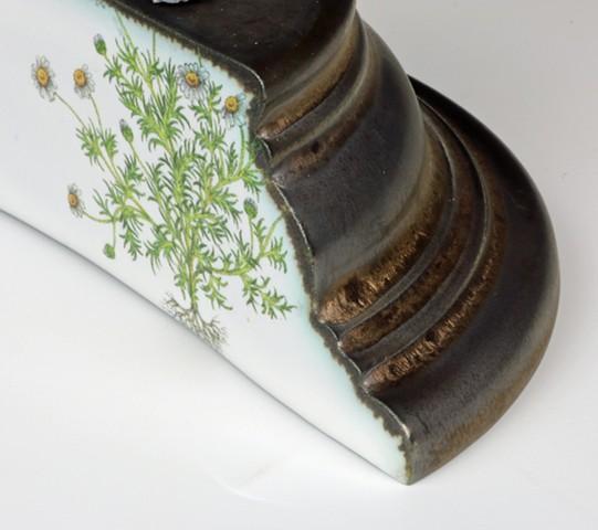 Sedimentary Flora Figure No. 1 (detail)