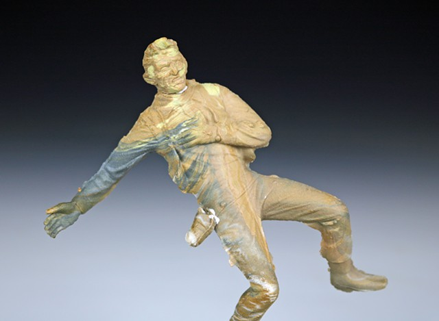 Sedimentary Figure No. 4 (detail)