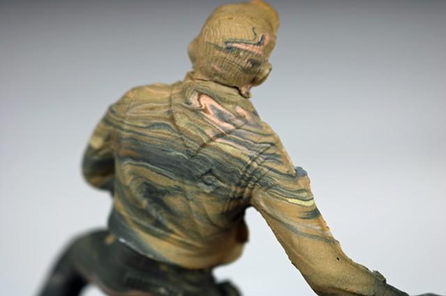 Sedimentary Figure No. 2 (detail)