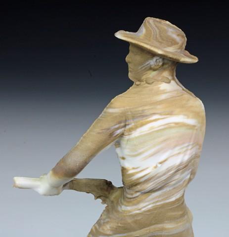 Sedimentary Figure No. 12 (detail)