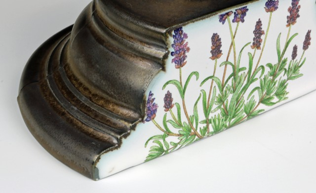 Sedimentary Flora Figure No. 4 (detail)