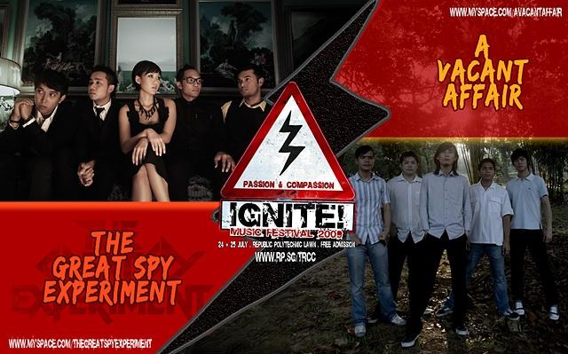 IGNITE! 2009 Banner