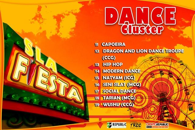 SLA Fiesta Info Poster