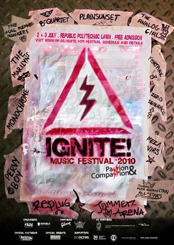 IGNITE! 2010 Poster
